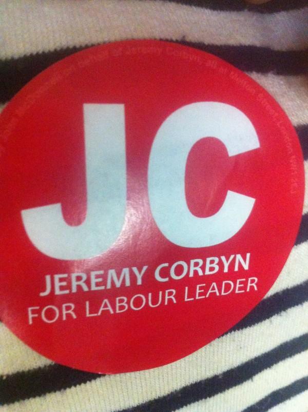 Votes for Jeremy Corbyn