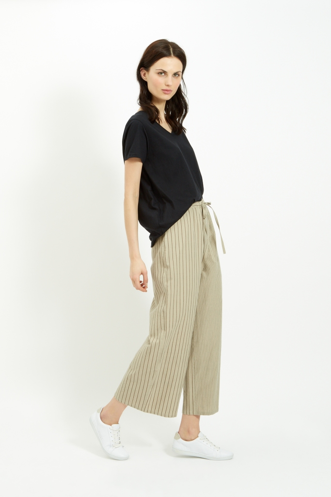 People Tree Side Wrap Trousers