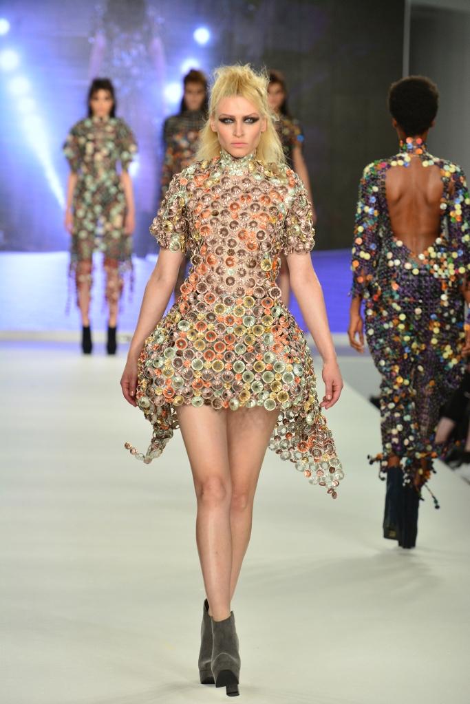 Rhys Ellis Fashion Designer Nespresso Capsules